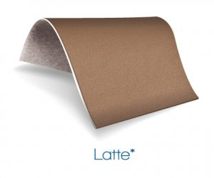 Latte color upholstery