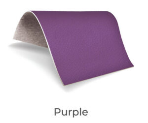 Puple color upholstery