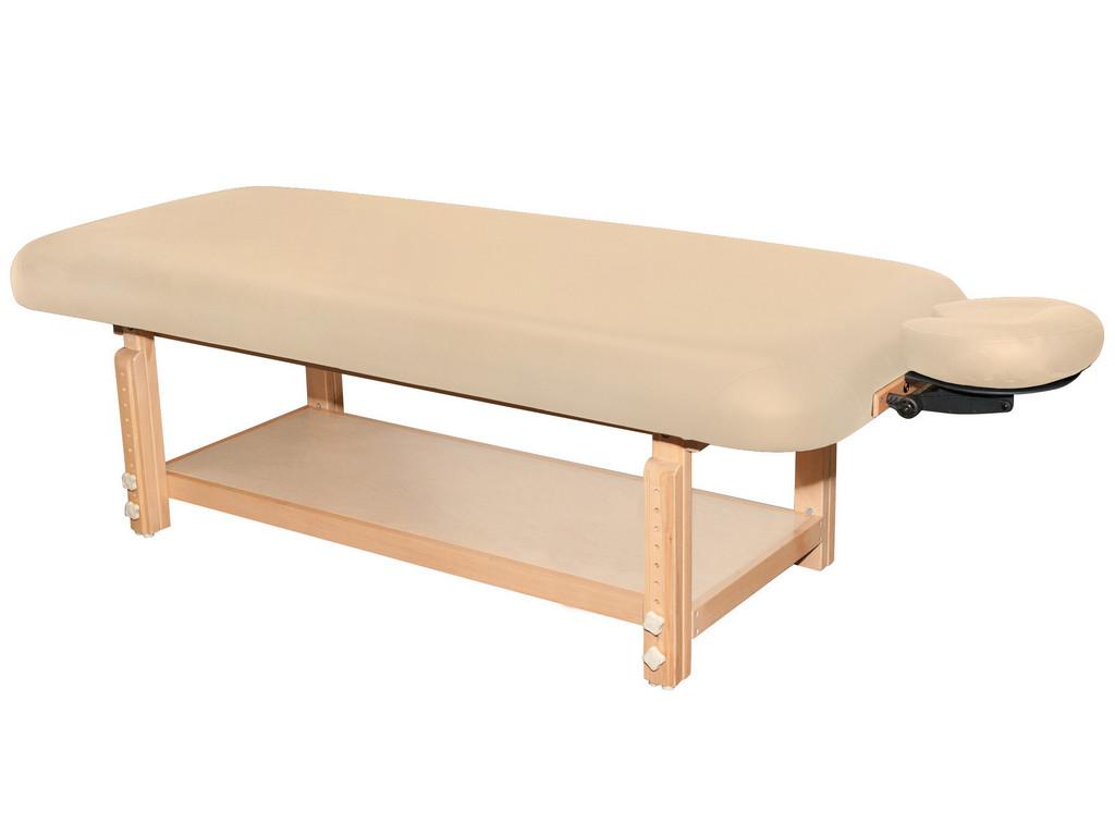 Terra massage table in beige color