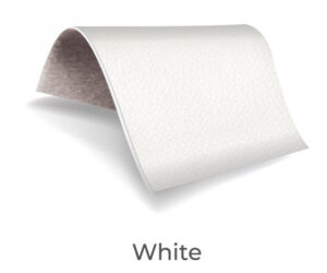 White color upholstery